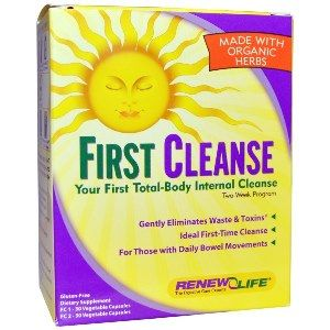 First Cleanse (2-part kit)* Renew Life