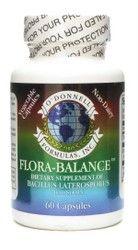 Flora Balance (60 Caps) O'Donnell Formulas Inc
