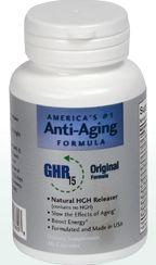 GHR 15 Original Formula (240 caps)* American Anti-Aging