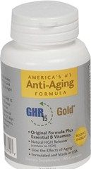 GHR Gold (80 Caps)* American Anti-Aging