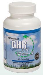 GHR Renew-U (60 caps)* American Anti-Aging