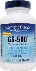 GS-500 (120 Ultracaps) Enzymatic Therapy