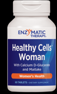 Healthy Cells Woman (60 tabs) Enzymatic Therapy