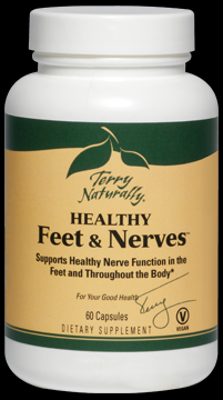 Healthy Feet and Nerves (120 capsules)* EuroPharma