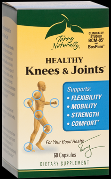 Healthy Knees and Joints (60 capsules) Terry Naturally