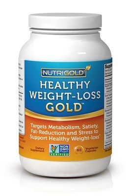 Healthy Weight-Loss Gold (120 vcaps) NutriGold