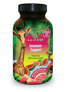 Immuno-Zappers ( 45 Jelly Yums) Irwin Naturals