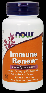 Immune Renew (90 Vcaps) NOW Foods