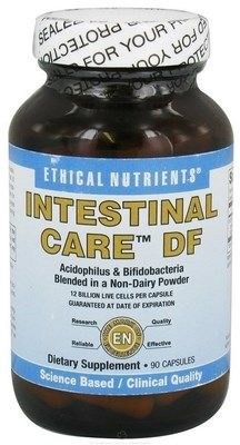 Intestinal Care DF Probiotic Formula (90 capsules) Ethical Nutrients