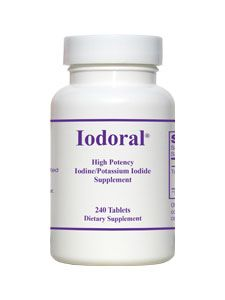 Iodoral (240 tablets) Optimox Corporation