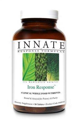 Iron Response (90 tablets)* Innate Response Formulas