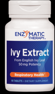 Ivy Extract (90 tabs) Enzymatic Therapy