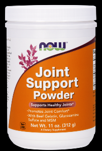 Joint Support Powder (11 oz) NOW Foods