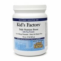 Learning Factors Daily Nutrient Boost with Pea Protein(1lb)* Natural Factors