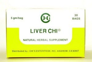 Liver Chi Tea (30 bags)* Chi's Enterprise