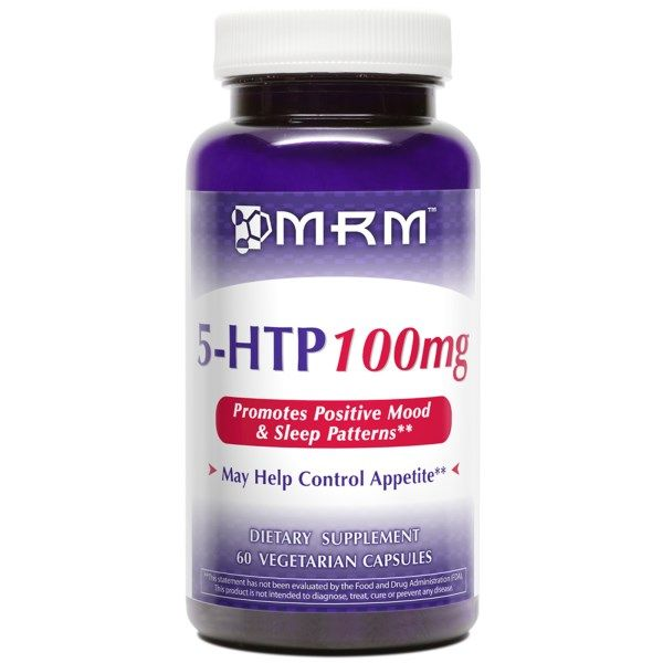 5 HTP 100 mg (60 Cap) Metabolic Response Modifiers