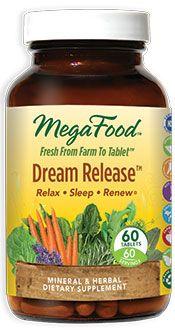 Dream Release (60 tablets)* MegaFood