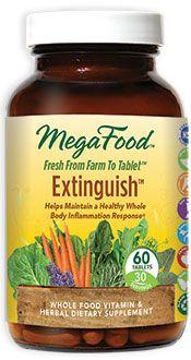 Extinguish - Inflammation Response Formula (90 tablets)* MegaFood