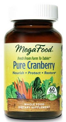 Pure Cranberry (60 tablets)* MegaFood