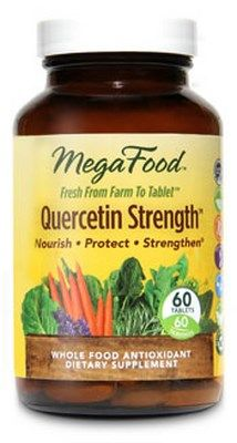 Quercetin Strength (60 tablets)* MegaFood