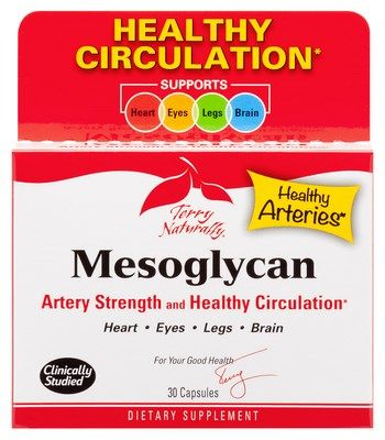 Mesoglycan (30 capsules) Terry Naturally
