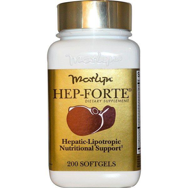 Hep-Forte (200 SoftGels)* Naturally Vitamins
