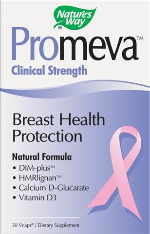 Promeva Breast Health Protection (30 Vcaps) Nature's Way
