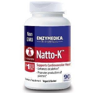 Natto-K  (90 caps)* EnzyMedica