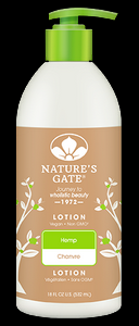 Hemp Skin Therapy Lotion (18 oz) Nature's Gate