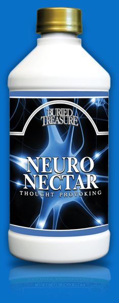 Neuro Nectar Mental Maximizer Liquid (16 oz) Buried Treasure