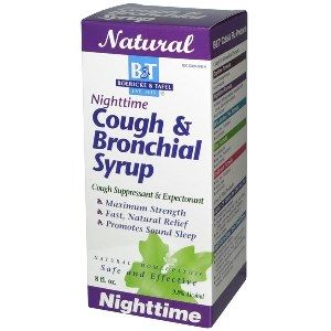 Nighttime Cough & Bronchial  ( 8 oz ) Boericke & Tafel