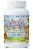 Nordic Berries Kids Multivitamin* (120 Gummy Berries) Nordic Naturals