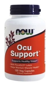Ocu Support (120 caps) NOW Foods