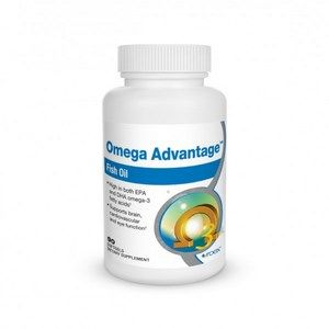 Omega Advantage Fish Oil (90 Softgels) Roex