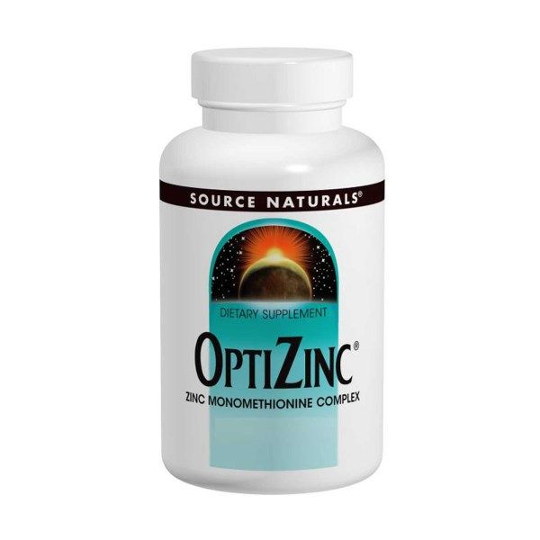 OptiZinc (240 Tabs) Source Naturals