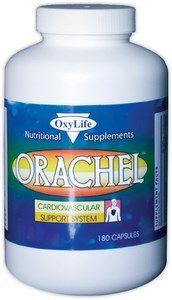 Orachel (180 capsules) OxyLife