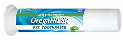 OregaFresh P73 Toothpaste (Mint 3.4 oz)* North American Herb and Spice