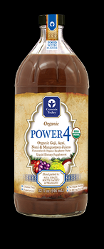 Power4 Organic Juice (16 oz)* Genesis Today