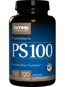 PS-100 (100 mg 120 capsules) Jarrow Formulas