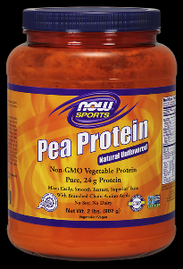 Pea Protein  (2 lbs) NOW Foods