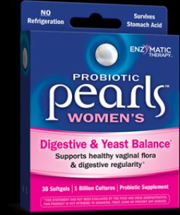 Pearls YB (30 softgels) Enzymatic Therapy