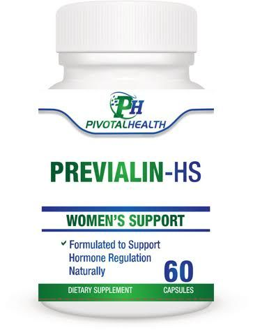 Previalin-HS Womens Support (60 capsules)* Pivotal Health