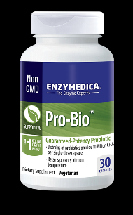 Pro-Bio (30 caps)* EnzyMedica