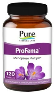 ProFema  The Menopause Multiple (120 tabs)* Pure Essence Labs