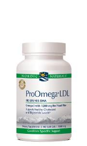ProOmega LDL (90 Softgels)* | 1000 mg Nordic Naturals