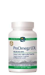 ProOmega LDL (90 Softgels)* | 1000 mg Nordic Naturals