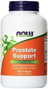 Prostate Support (180 softgel) NOW Foods
