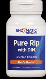 Pure Rip w/DIM (60 tabs) Enzymatic Therapy