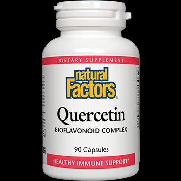 Quercetin Bioflavonoid Complex (90 Caps)* Natural Factors