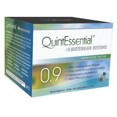 QuintEssential Bioterrain (Isotonic) Restore (30 Vials) Purative